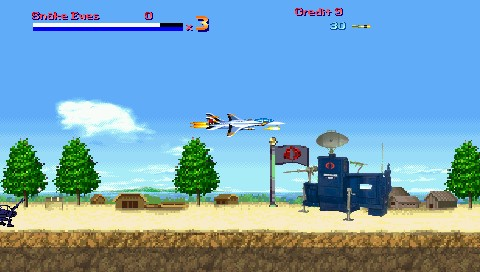 Gi Joe Attack on Cobra Island sur Obenbor.Spoiler garanti......... Mymod123