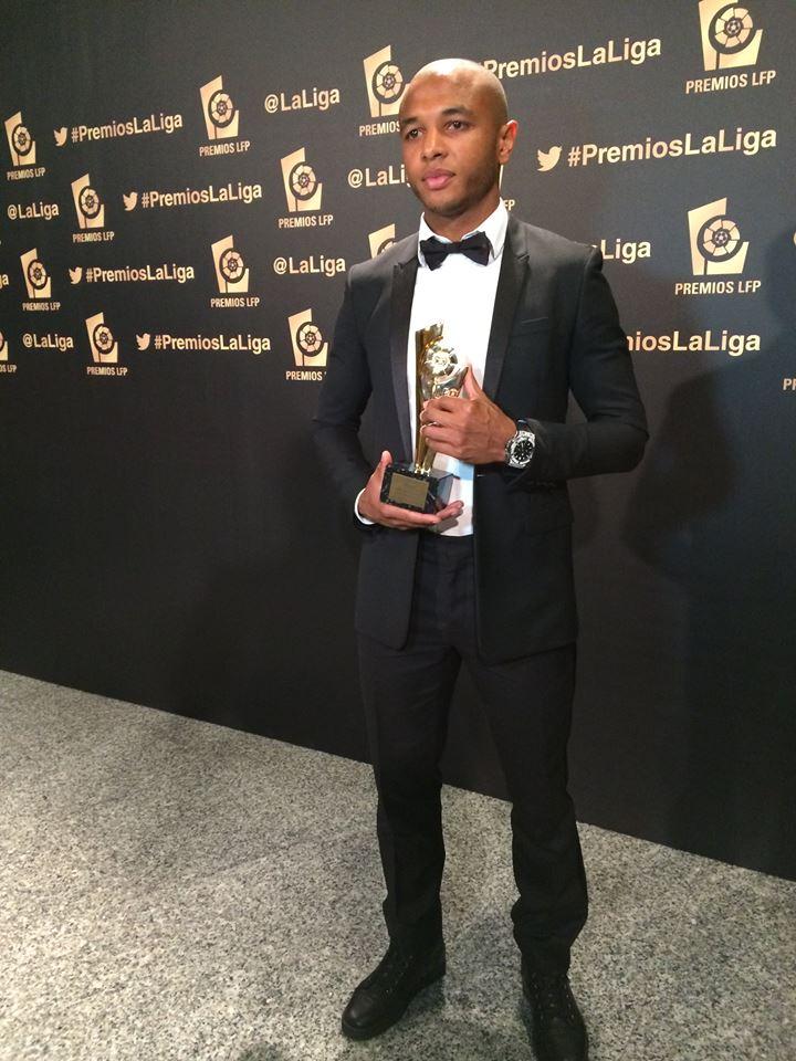 الجزائري ياسين براهيمي أفضل لاعب افريقي في الليجا 14525810