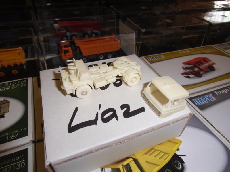 JMPK Liaz Sattelzugmaschine Dsci9512