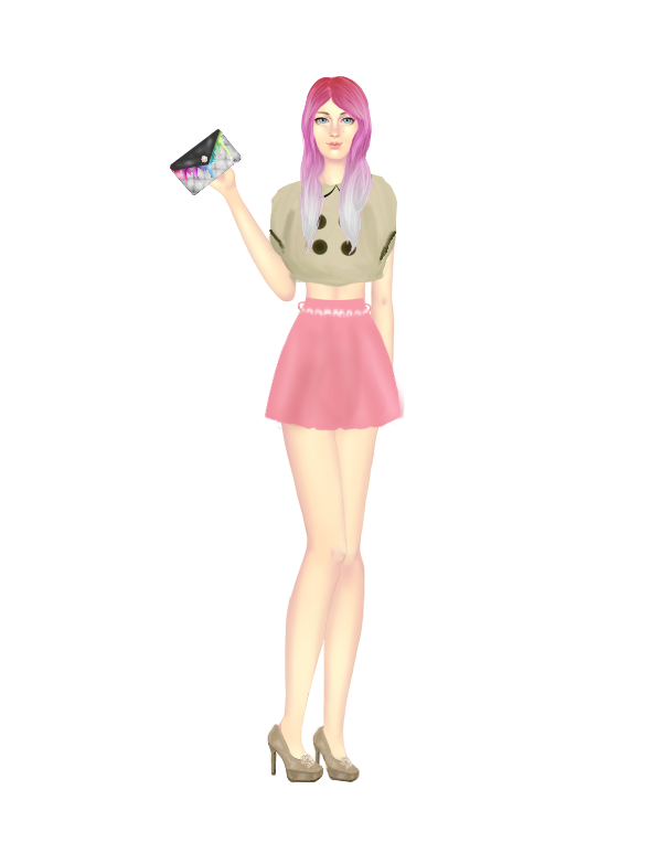 The New Outfit Sharing! - Page 2 Modelw10