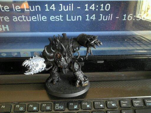[Ulathèr/ Chaos] World Eaters: Meta Brutus  01311