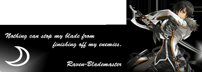 Raven, l'héritier des loups! Elswor13