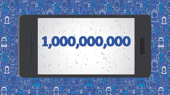 برنامج الفیس بوك للاندروید یتجاوز الملیار تحمیل 1billi11