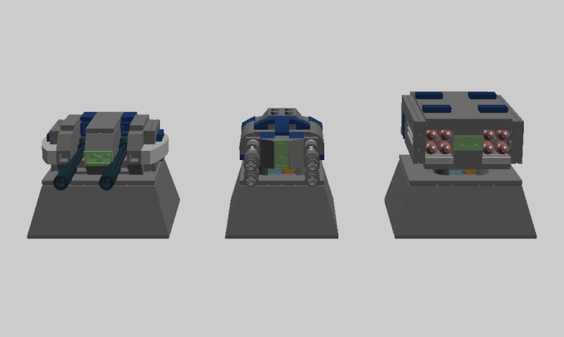 Stationary Defense Emplacements Turret11
