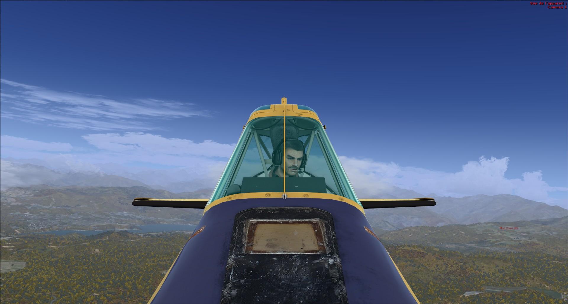 Compte rendu aéroclub. Le passage des alpes 2014-910