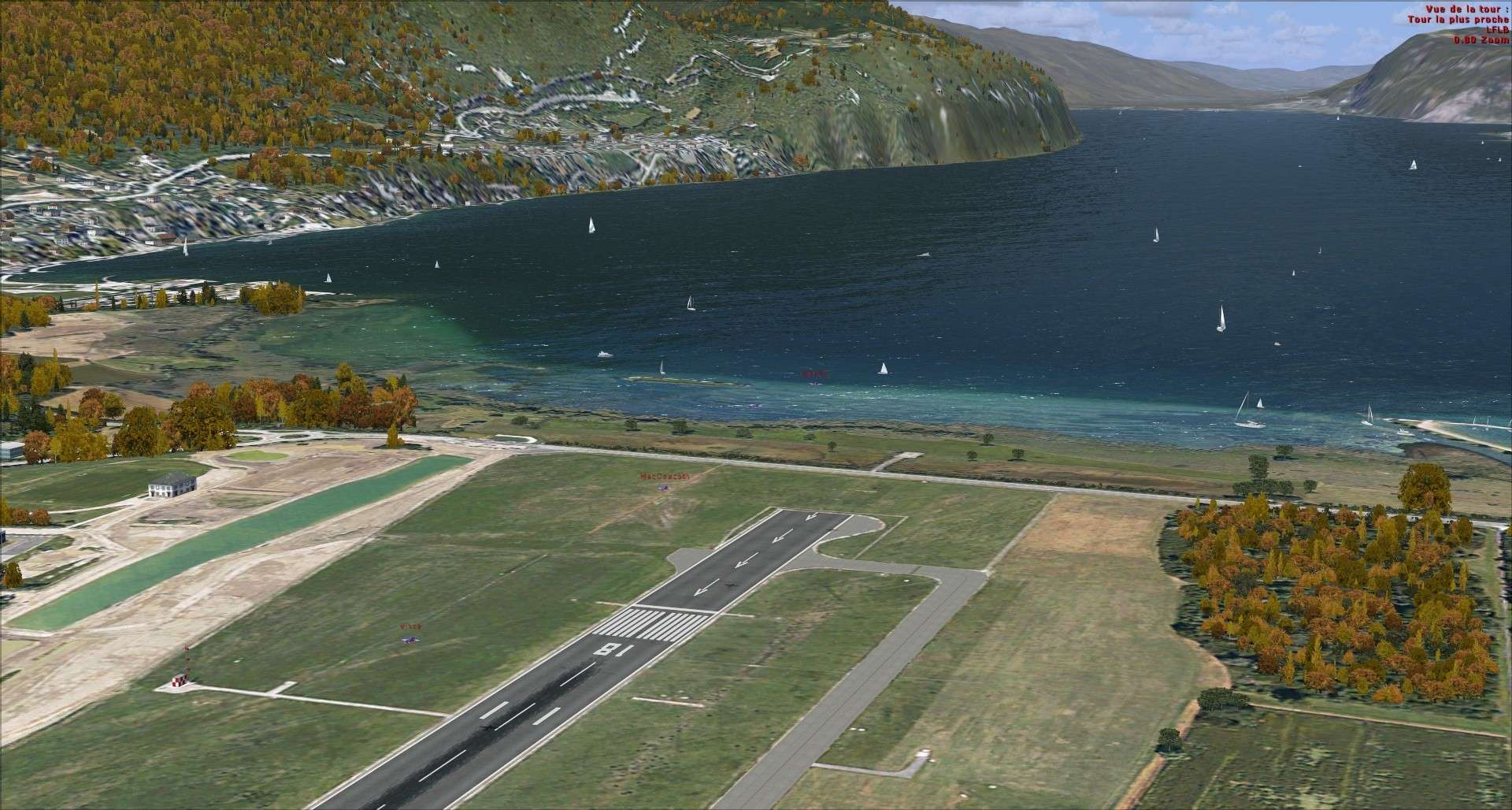 VOL FORMATION CAP10  vol en formation dans les Alpes 2014-911