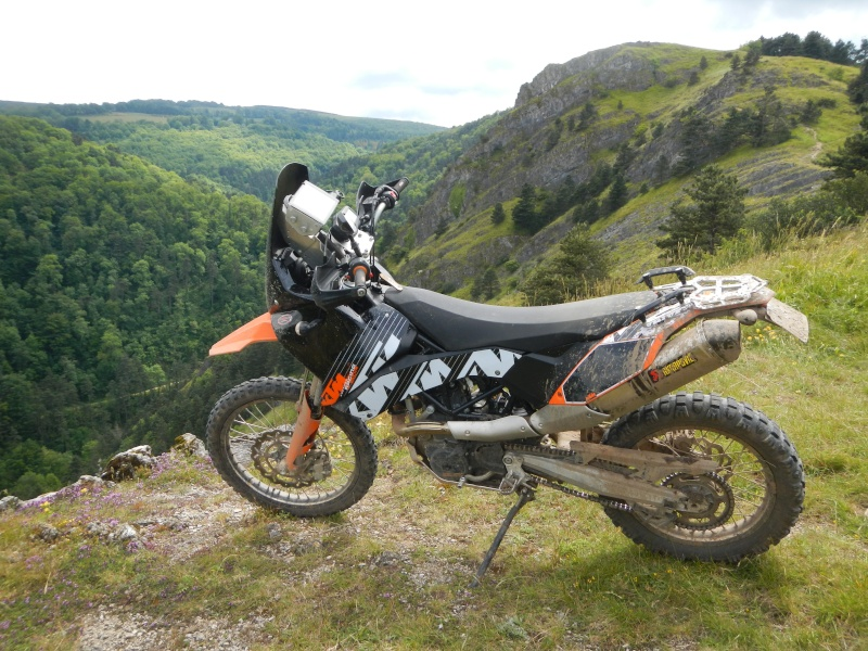 Mon KTM 6.90 Adventurisée... Dscn1023