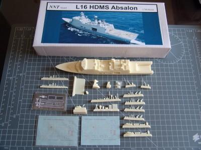 HDMS Absalon L-16  Navire de Soutien Multifonctions - NNT 1/700 Hdms_a10