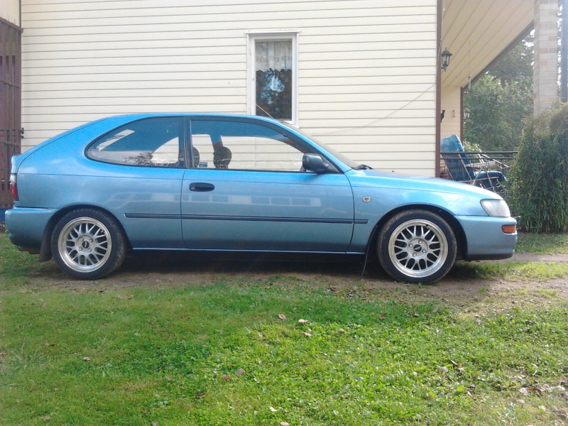 What to do that it looks better? hatchback corolla. - Page 2 2014-020