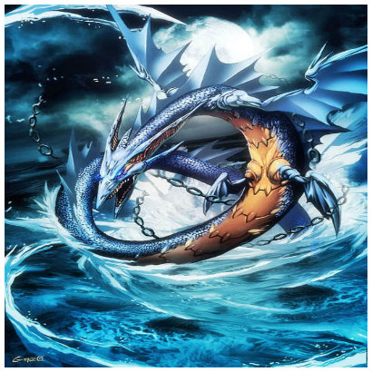 The Dragon Guide Water_10