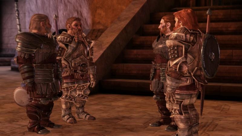 Jeu Vidéo : Dragon Age Dragon12