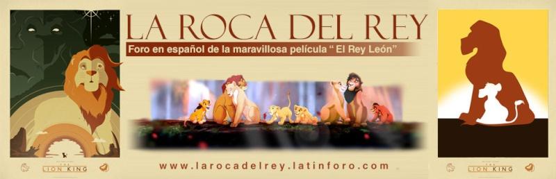 La Roca del Rey - Foro de El Rey Leon Logogf10