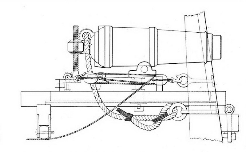 ROYAL CAROLINE (scala 1:48) - Pagina 2 Legatu12