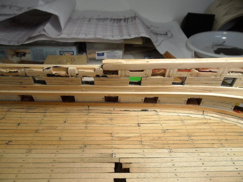 HMS Bellona 74 cannoni inglese da 168 ft. - Pagina 9 Sam_2721