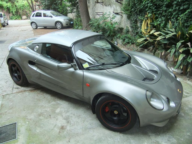 [VENDO] Hard Top Elise S1 originale Dscf5518