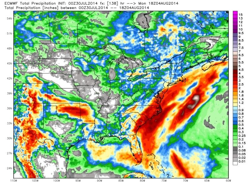 July 2014 Observations / Discussions Thread  - Page 9 Ecmwf_10