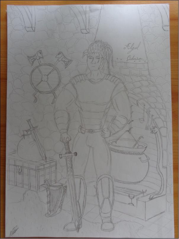 Dessins de personnages - Yggdrasil P15_bm11