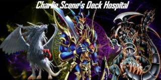 Charlie Scenes deck hospital