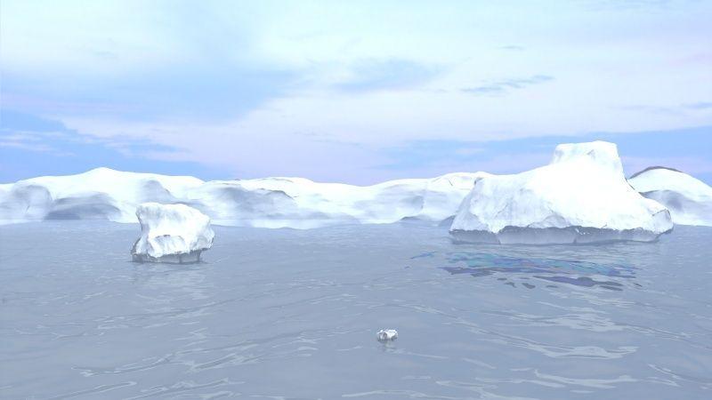 Titanic sous Blender - 21PhilC1 - Page 3 Iceber10