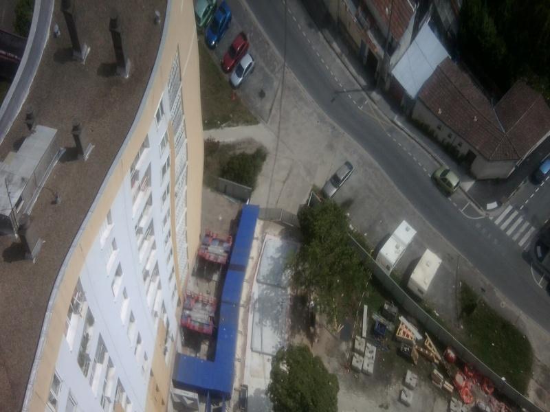 Réhabilitation de deux immeubles de 15 étages, Bordeaux Photo011