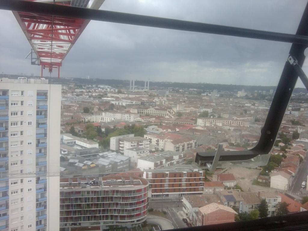Réhabilitation de deux immeubles de 15 étages, Bordeaux Photo014