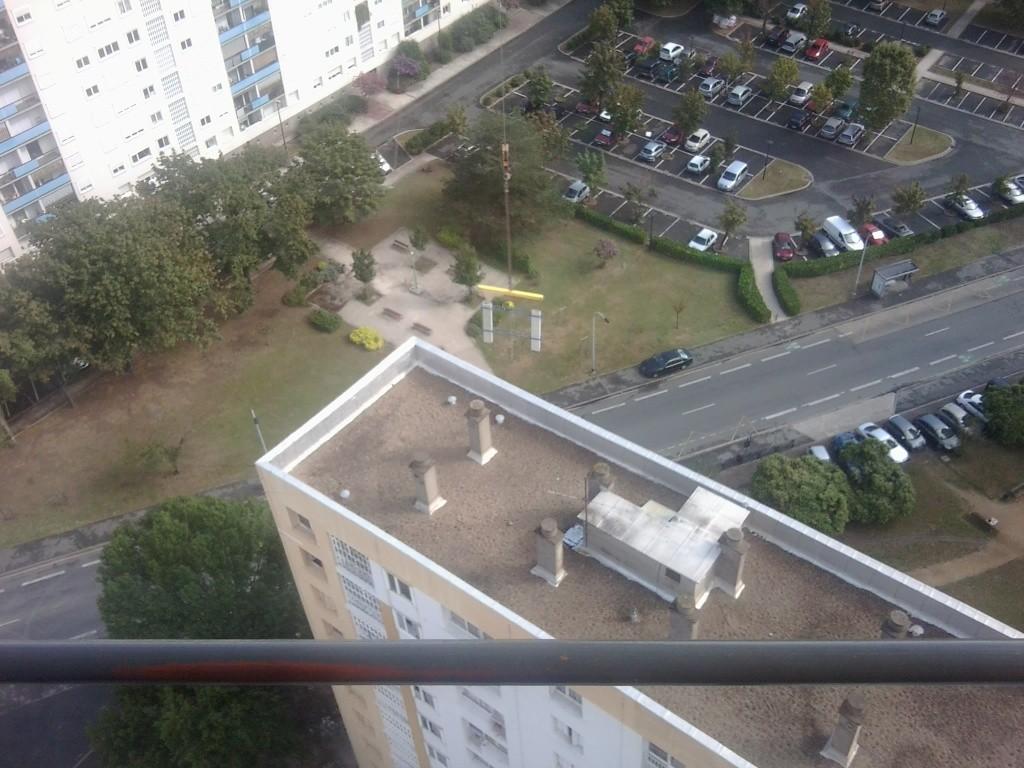 Réhabilitation de deux immeubles de 15 étages, Bordeaux Photo018