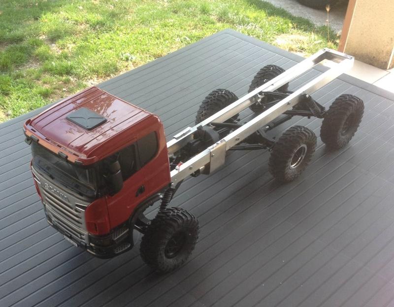 Projet 6x6 plateau/dépanneuse  - Page 2 Camion10