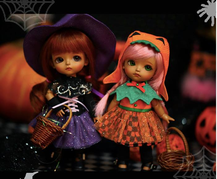Pre-Order special Halloween 2014 10711110
