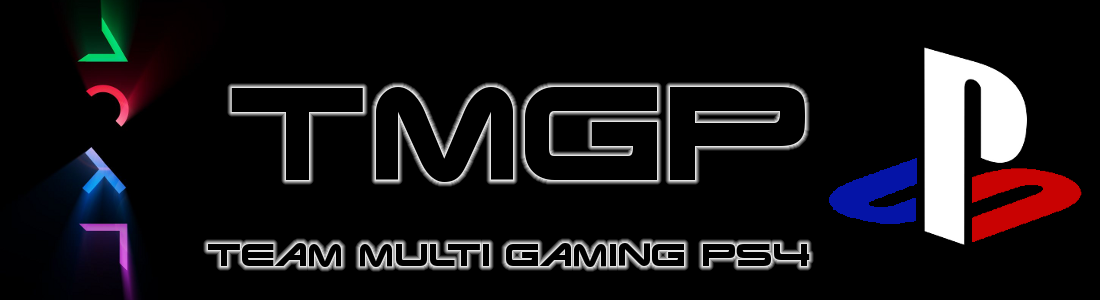 Team Multi Gaming Ps4 [TMGP]