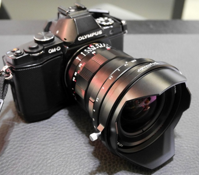Voigtlander 10.5mm f/0.95 Voigtl10
