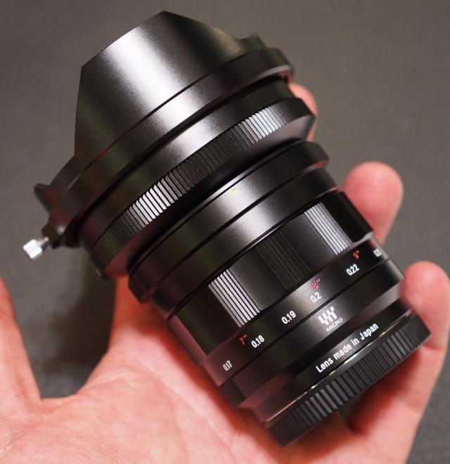 Voigtlander 10.5mm f/0.95 Voitgl10