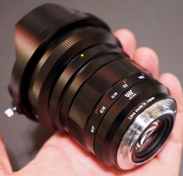 Voigtlander 10.5mm f/0.95 Voitgl11