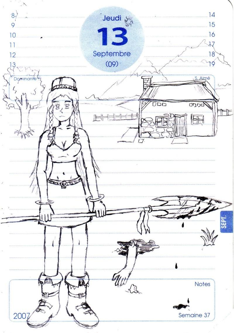 Galerie de dessins de Kaniglouton Ando_o10