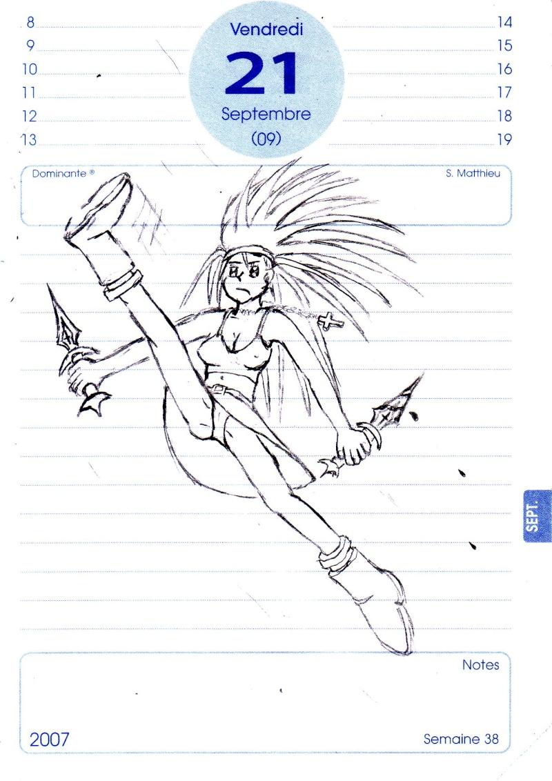 Galerie de dessins de Kaniglouton Ando_o12