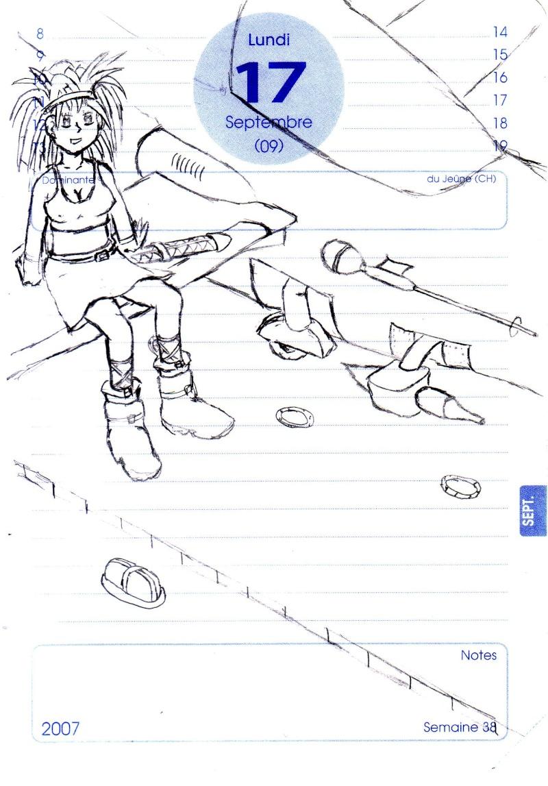 Galerie de dessins de Kaniglouton Fille_10