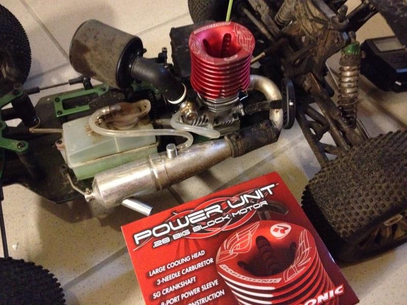"""den 28"""" motor von robitronic _57n10"""