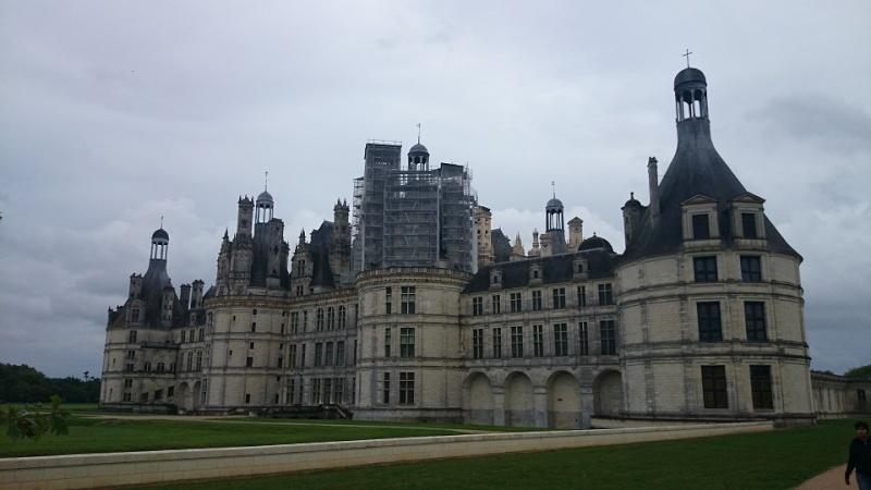 Le château de Chambord (découverte 1/3) 110