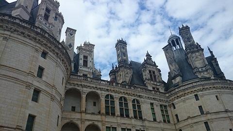 Le château de Chambord (découverte 1/3) 1210
