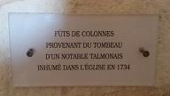 La presqu'île de Talmont / Eglise Sainte Radegonde (découverte 2/3) 511
