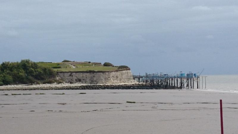 La presqu'île de Talmont / Eglise Sainte Radegonde (découverte 2/3) 710