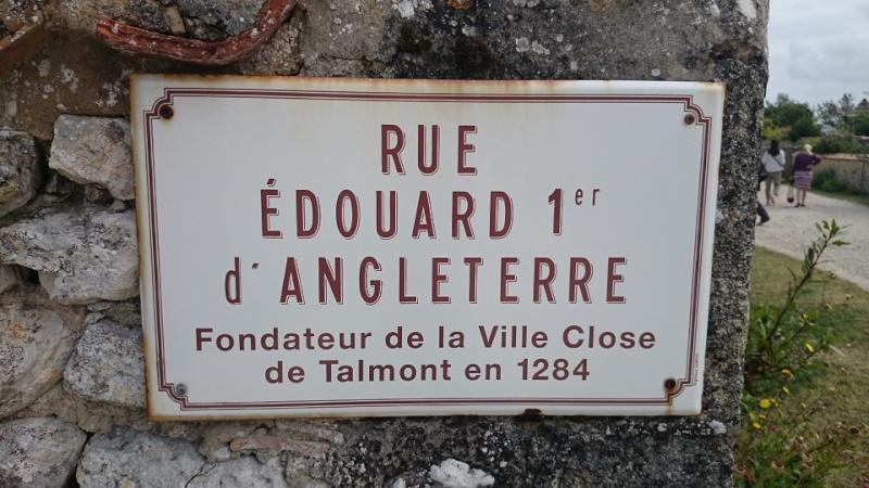 La presqu'île de Talmont / Eglise Sainte Radegonde (découverte 2/3) Dsc_0310
