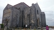 La presqu'île de Talmont / Eglise Sainte Radegonde (découverte 2/3) Dsc_0312