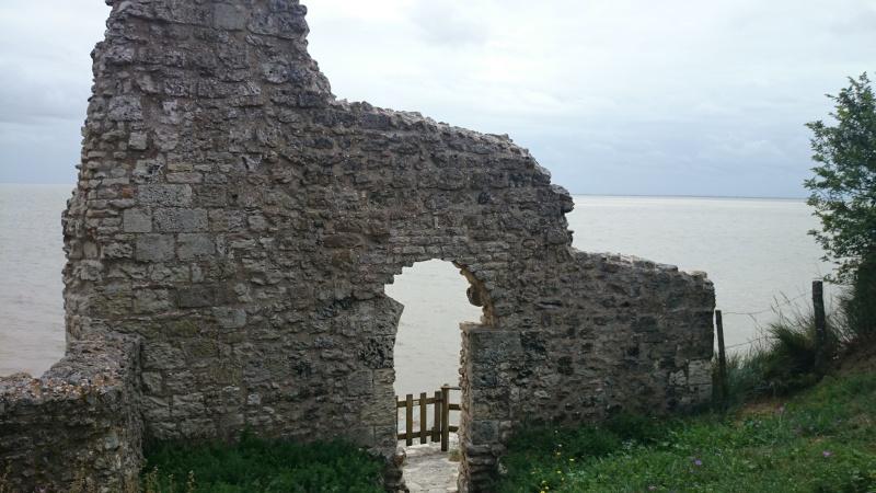 La presqu'île de Talmont / Eglise Sainte Radegonde (découverte 2/3) Dsc_0318