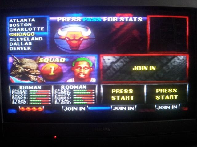 [TEST] - NBA Hang Time - N64 Salect10