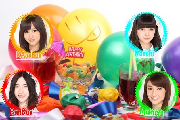Party Ga hajimaru yo ! - Page 2 Paille10
