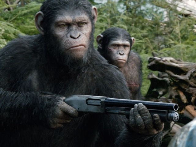 Rise of the Planet of the Apes (2011), Dawn of the Planet of the Apes (2014)  - Page 2 13969810
