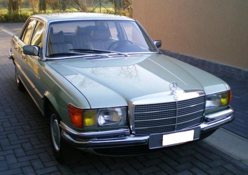ma 280 SE de 1977 équipée LPG 11-12-10