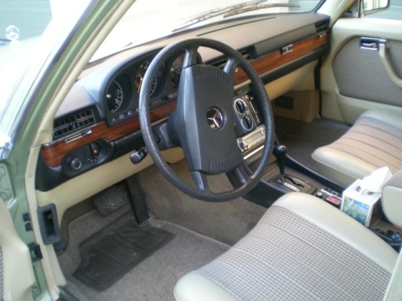 A VENDRE : W116 280 SE de 1977 équipé LPG 11-12-13