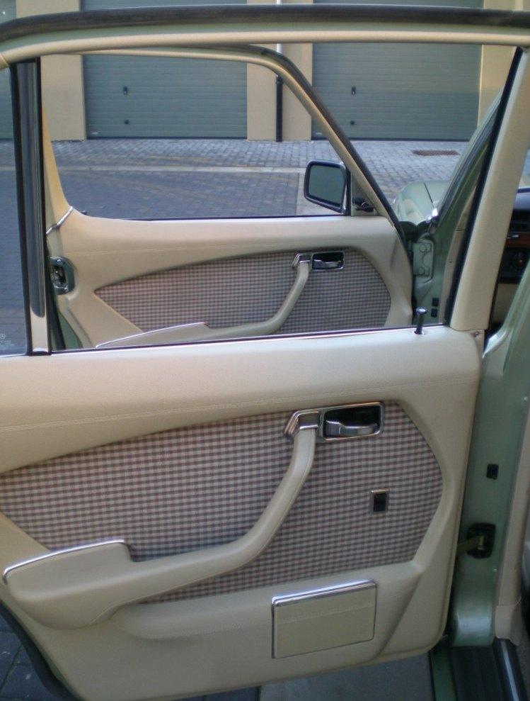 A VENDRE : W116 280 SE de 1977 équipé LPG 11-12-16