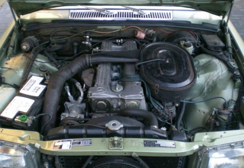 A VENDRE : W116 280 SE de 1977 équipé LPG 11-12-22